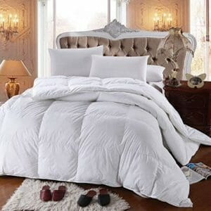 Royal Hotel Top Ten King Size Down and Down Alternative Comforters