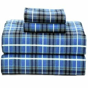 Ruvanti Top Ten Queen Size Flannel Sheet Sets