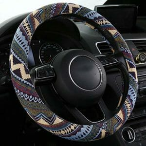 SHAKAR Top 10 Steering Wheel Covers