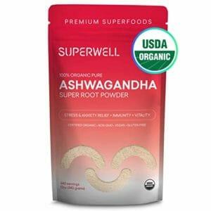 SUPERWELL Top 10 Ashwagandha Powders