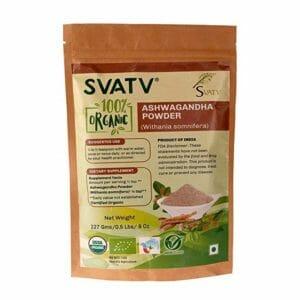 SVATV Top 10 Ashwagandha Powders