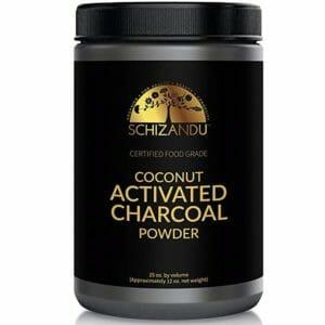 Schizandu Top 10 Activated Coconut Charcoal Powders