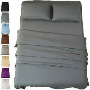 Sonoro Kate Top Ten Full-Size Sheet Sets