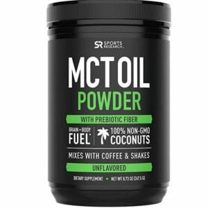 Sports Research Top Ten MCT Oil Powder