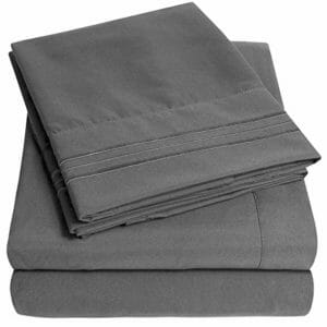 Sweet Home Collection Top Ten Full-Size Sheet Sets