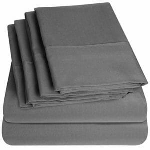 Sweet Home Collection Top Ten King Size Sheet Sets
