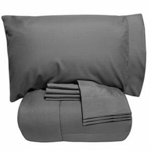 Sweet Home Collection Top Ten Queen Size Bed In A Bag Sets