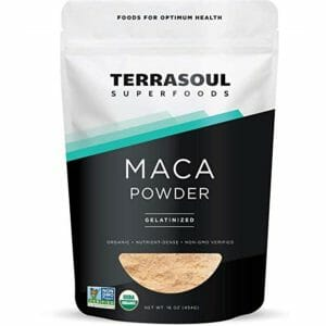 Terrasoul Superfoods Top 10 Maca Powder