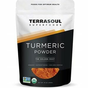 Terrasoul Superfoods Top 10 Turmeric Powder