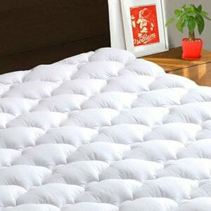 Texartist Top Ten Queen Size Mattress Pads