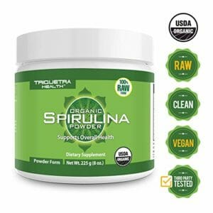Triquetra Health Top Ten Spirulina Powder