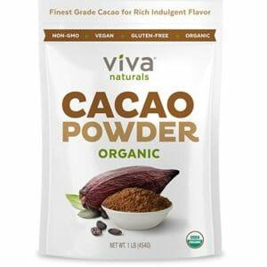 Viva Naturals Top 10 Cacao Powder