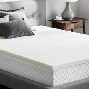 WEEKENDER Top Ten Queen Size Memory Foam Mattress Toppers