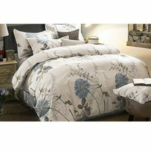 Wake In Cloud Twin Size Duvet Cover Sets