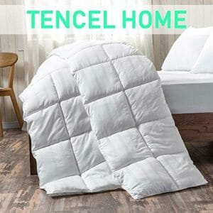WhatsBedding Top Ten Twin Size Down and Down Alternative Comforters