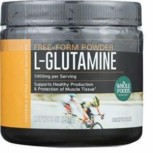 Whole Foods Market Top 10 Glutamine Powder