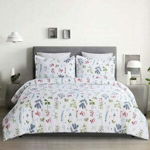 YEPINS Top 10 King Size Duvet Cover Sets