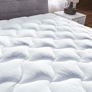 YOUMAKO Top Ten Queen Size Mattress Pads