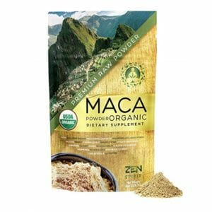Zen Spirit Top 10 Maca Powder
