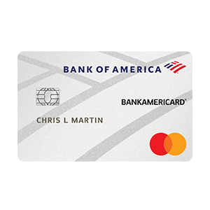BankAmericard Credit Card Top 10 Best Credit Cards for People With Good Credit