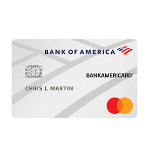 BankAmericard Secured Credit Card Top 10 Best Credit Cards for People With Poor to Fair Credit