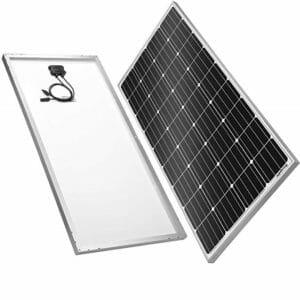 BougeRV Battery Top 10 RV Solar Panels