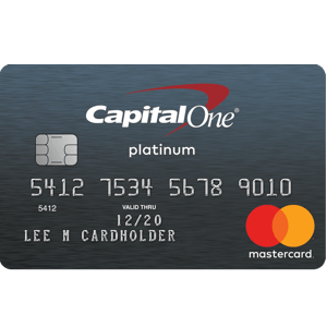 Capital One Secured Mastercard Top 10 Best Credit Cards for People With Poor to Fair Credit