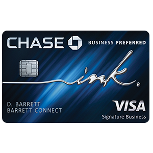 Chase Ink Business Preferred Top 10 Best Credit Cards for People With Good Credit