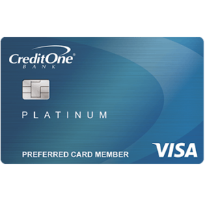 Credit One Bank Platinum Visa Top 10 Best Credit Cards for People With Poor to Fair Credit