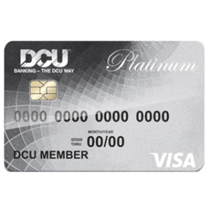 DCU Visa Platinum Secured Credit Card Top 10 Best Credit Cards for People With Poor to Fair Credit