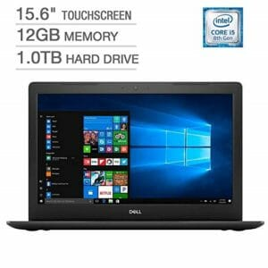Dell 3 Top 10 Laptops for High School Students