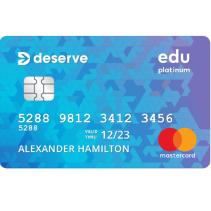 Deserve Edu Mastercard Top 10 Best Credit Cards for People With Poor to Fair Credit