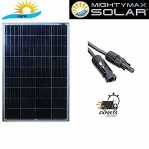 Mighty Max Battery Top 10 RV Solar Panels