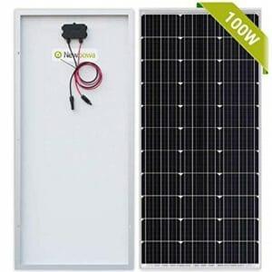 Newpowa Top 10 RV Solar Panels