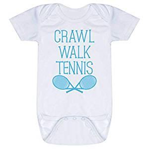 Various Sizes Tennis Fox Tennis Baby /& Infant T-Shirts