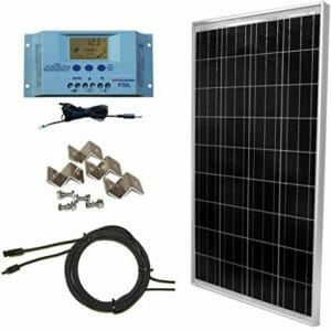 WindyNation Top 10 RV Solar Panels