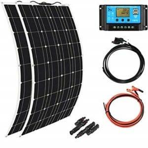 XINPUGUANG Top 10 RV Solar Panels