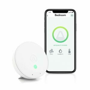 Airthings 2 Top 10 Best Air Quality Detectors for the Home