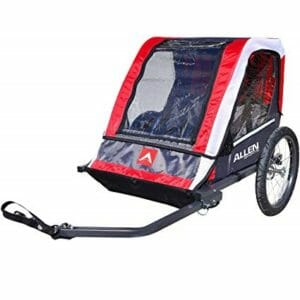 Allen Sports Top 10 Best Bike Child Carrier Trailers