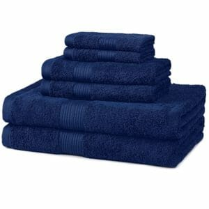AmazonBasics Top 10 Best Bath Towel Sets