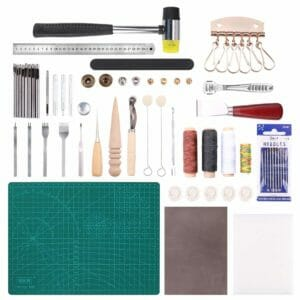 Amon Tech Top 10 Best Must-have Supplies For Leathercrafters