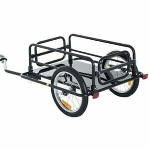 Aosom 2 Top 10 Best Bike Cargo Trailers