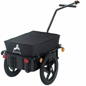 Aosom Top 10 Best Bike Cargo Trailers