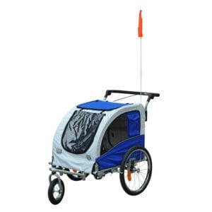 Aosom Top 10 Best Bike Carriers For Dogs