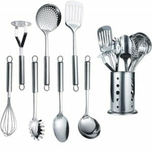 Berglander Top 10 Best Everyday Kitchen Utensils Sets