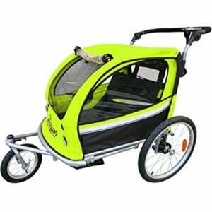 Booyah Strollers Top 10 Best Bike Child Carrier Trailers