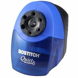 Bostitch Top 10 Best Electric Pencil Sharpeners