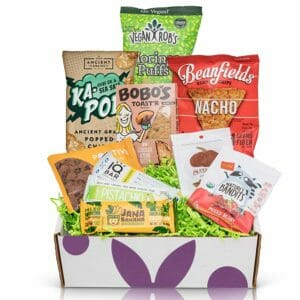Bunny James Top 10 Best Gluten-Free Foods Gifts