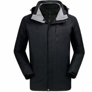 CAMEL CROWN 2 Top 10 Best Men's Winter Coats