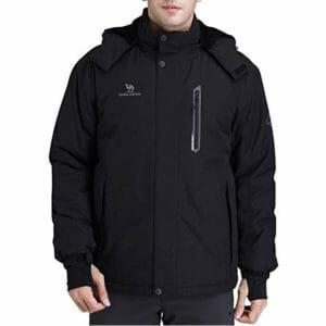 CAMEL CROWN Top 10 Best Men's Winter Coats